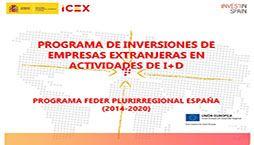 Presentación ICEX INVEST IN SPAIN